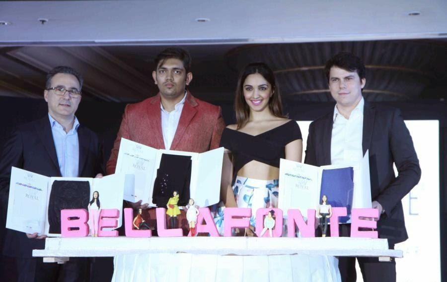 Kiara Advani Looks Super Sexy OnThe Ramp At 'Bellafonte' Brand Launch Event At Leela Hotel, Mumbai. ❤ ❤  ❤