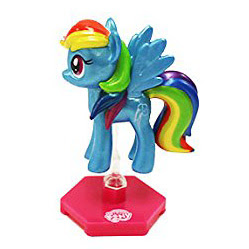 MLP Chrome Figures Rainbow Dash Figure by UCC Distributing