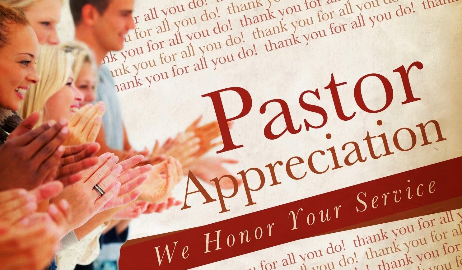 Is Concept Of Pastor S Appreciation Biblical Divine Insight