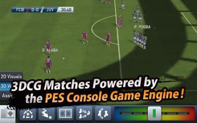 Download PES 2015 Android APK