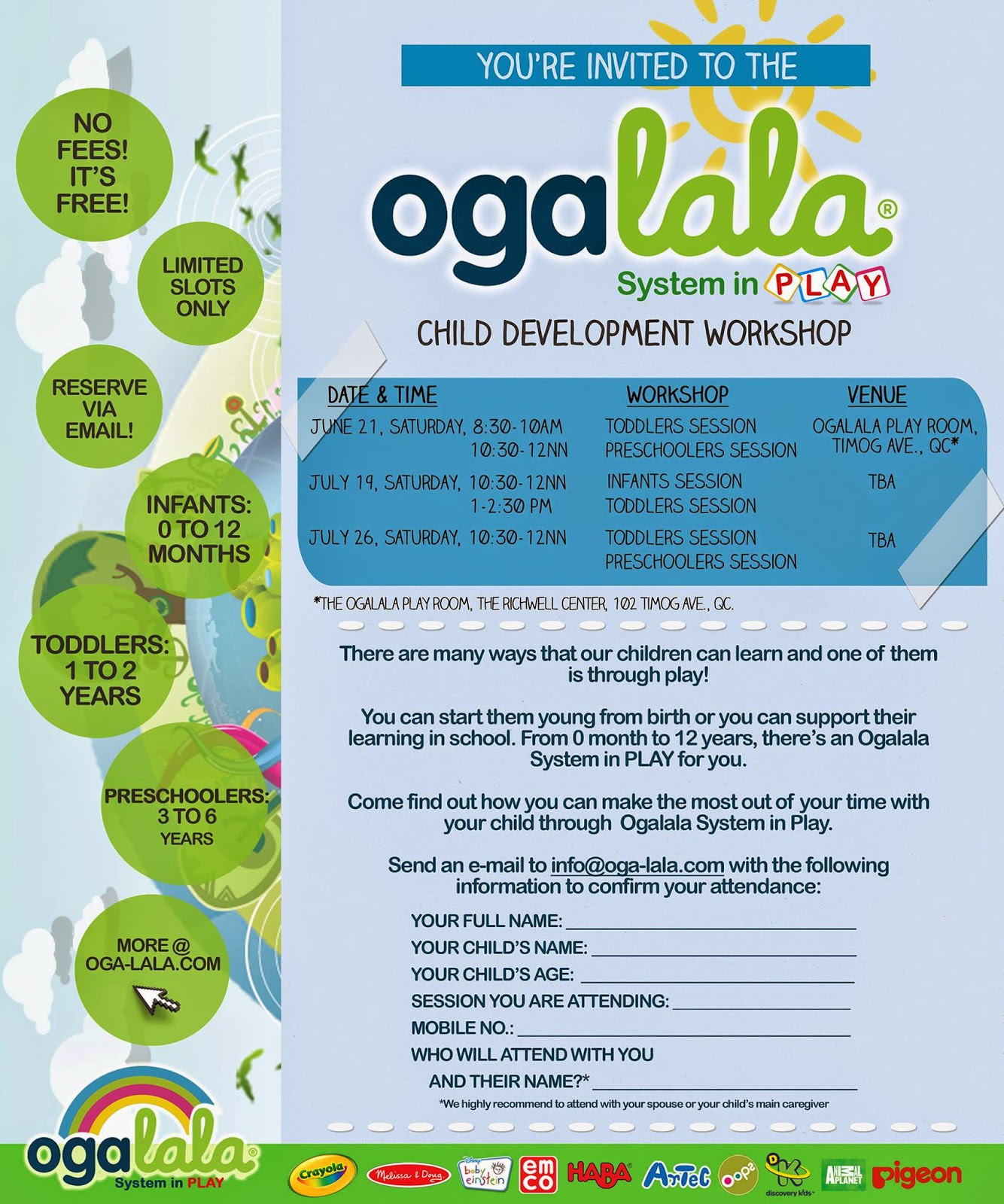 We Had Fun At The Ogalala (System In Play) Workshop!