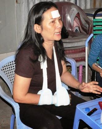 Nữ giám đốc tố 'bị cướp' 32 xe taxi tại Sài Gòn