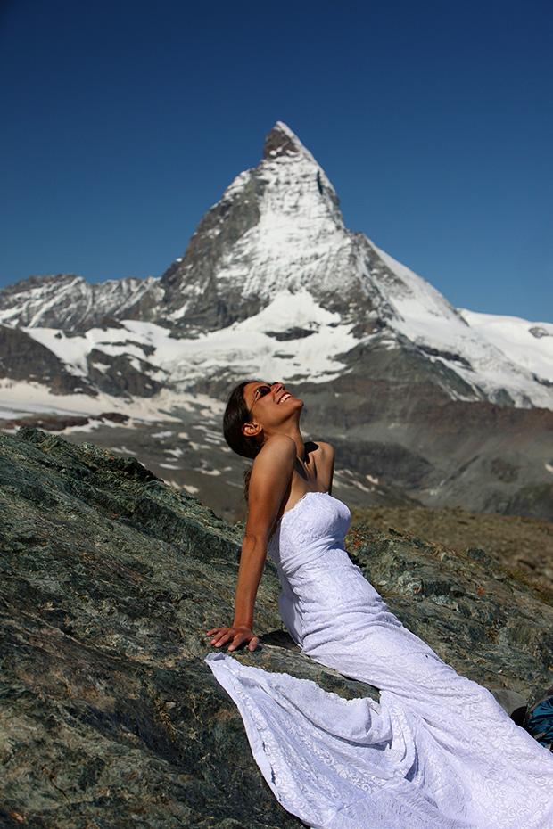 瑞士的馬特宏峰(Matterhorn, Switzerland)