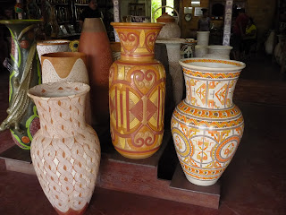 Cerâmica marajoara. Coaracy. Pará.