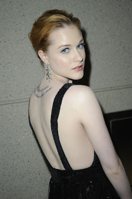 Evan Rachel Wood Diamond Earrings