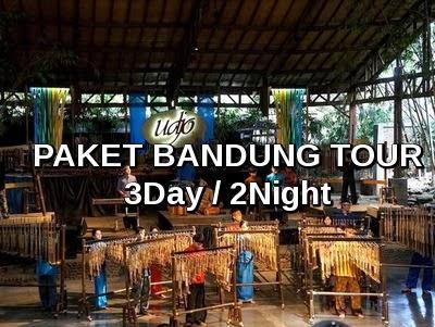 Paket Tour Bandung 3D2N