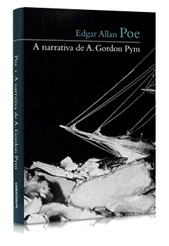 A narrativa de A. Gordon Pym - Edgar Allan Poe - Resenha