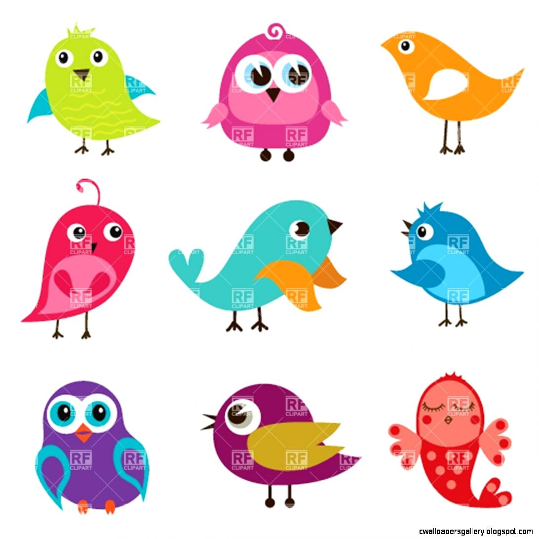 cute bird vector 691641