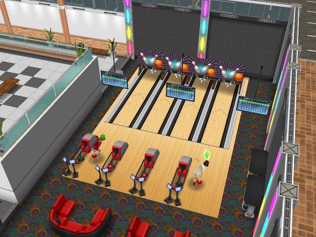 bowling hobby Lace up your bowling shoes and set those pins, the sims™ 4 bowling night stuff  is coming march 29th, 2017.