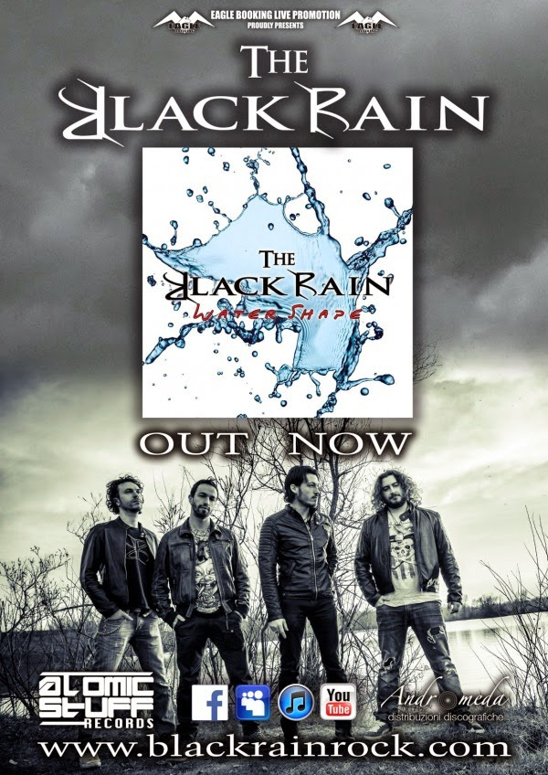 the black rain - band