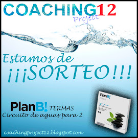 sorteo plan B en coaching 12 project.