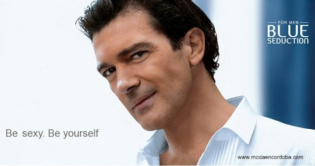 Perfumes Masculinos:Antonio Banderas.Blue Seduction for Men