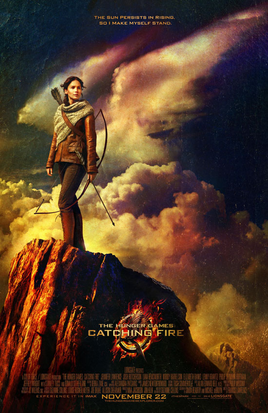 Movie Poster Critic: The Hunger Games: Catching Fire - New ...