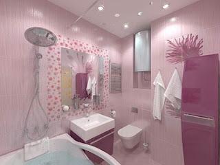 bano rosado