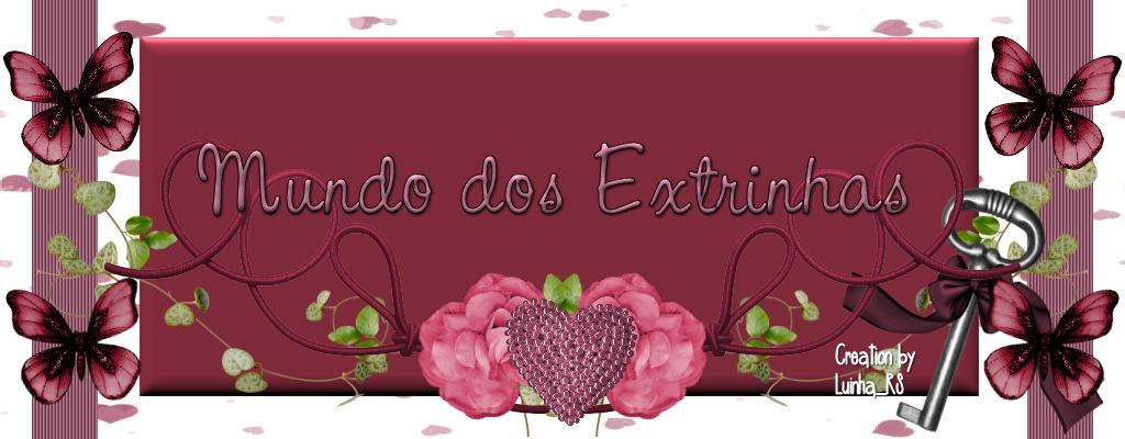 Mundo dos Extrinhas by Luinha_RS