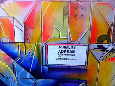 Pearl Jam Mural – Café Torino