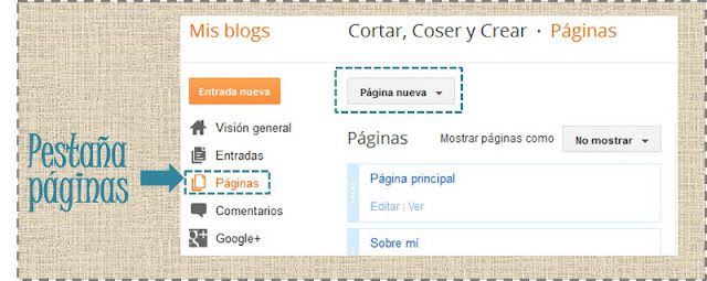 Tutorial para mejorar la usabilidad del blog