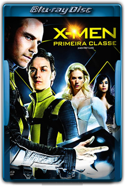 X-Men - Primeira Classe Torrent Dublado