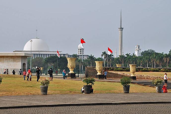 Mezquita Mesjid Istiqlal