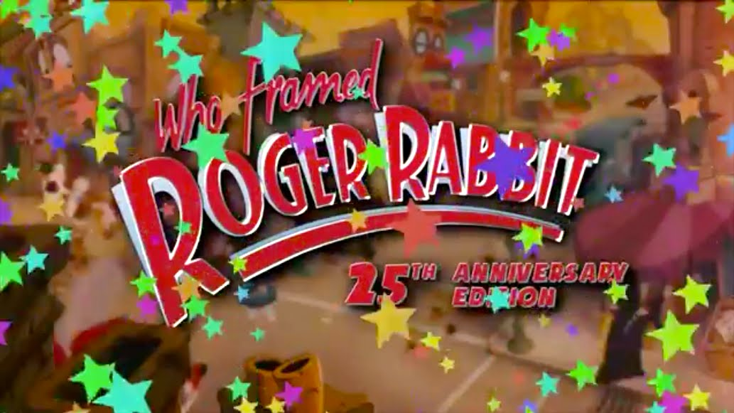 who framed roger rabbit blu ray released - Who Framed