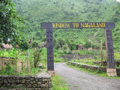 Nagaland Tourist Attractions