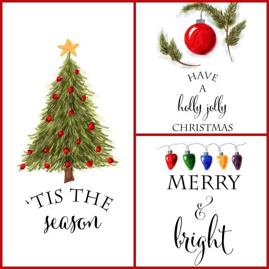 http://www.onsuttonplace.com/category/christmas-printables/