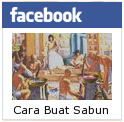 CARA BUAT SABUN