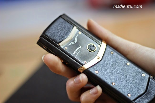 Vertu Signature S Design Black fake
