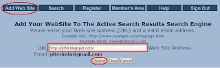 submit blog ke Active Search Results