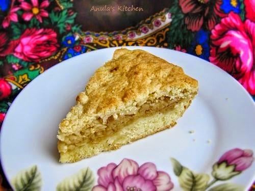 polish apple cake