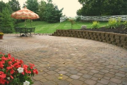 Paver Patio Designs Patio Paver Ideas