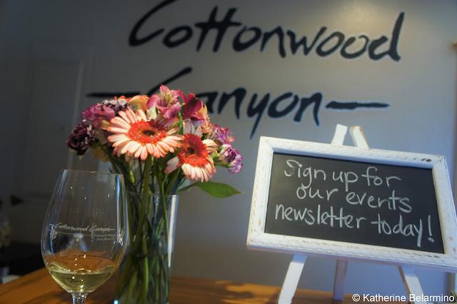 Cottonwood Canyon Vineyard & Winery Santa Maria Wine Tasting Central Coast
