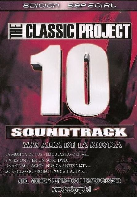 THE CLASSIC PROJECT 10 - DVDRIP MUSICAL