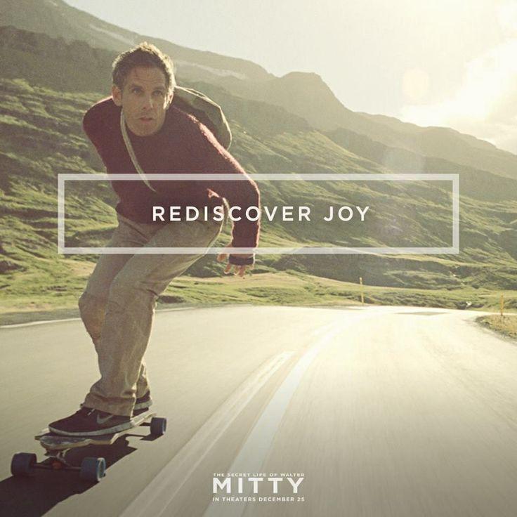 Rediscover joy