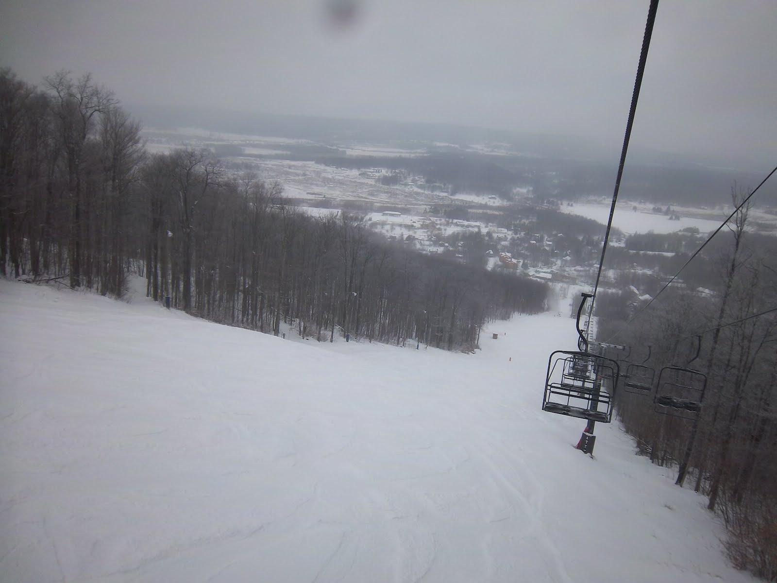 grobe anglers and adventures: timberline ski resort: west virginia