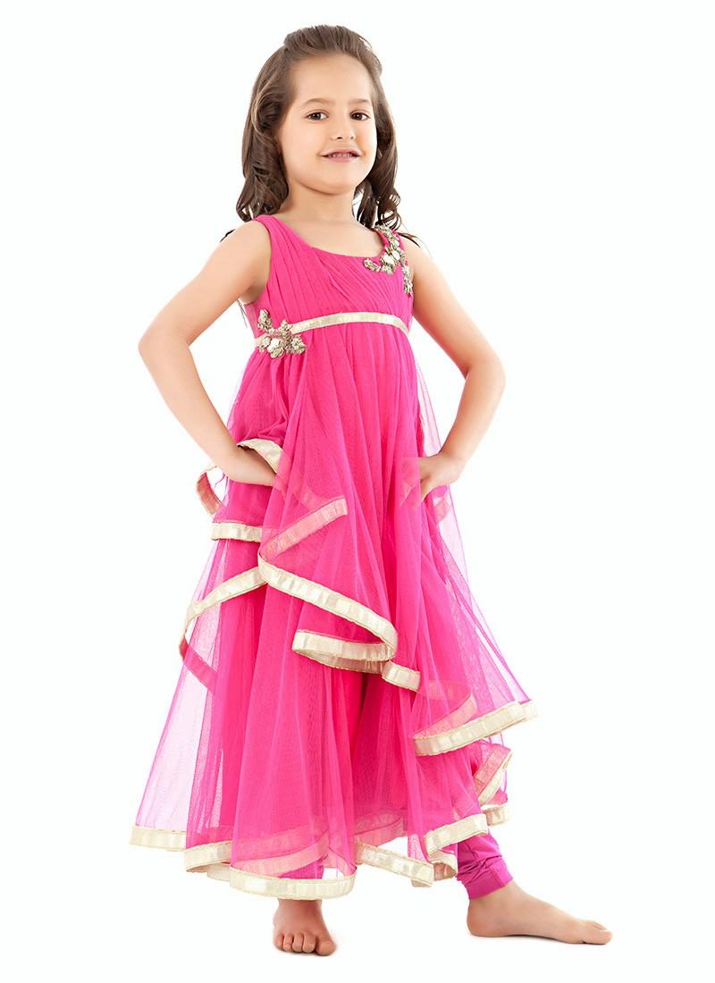 Designer Clothe... Indian Fashion For Kids