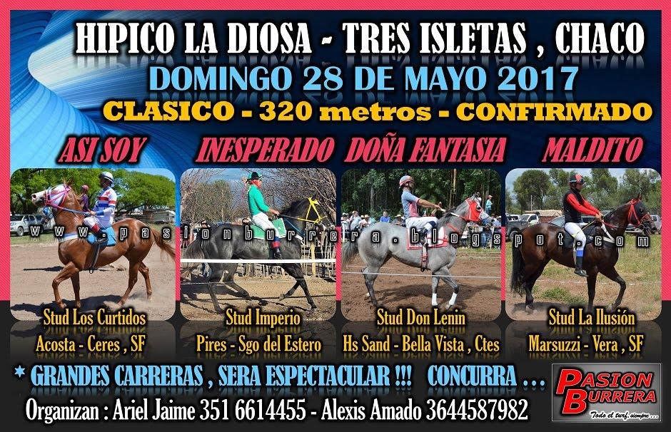 TRES ISLETAS 28 - 320 - OTRO