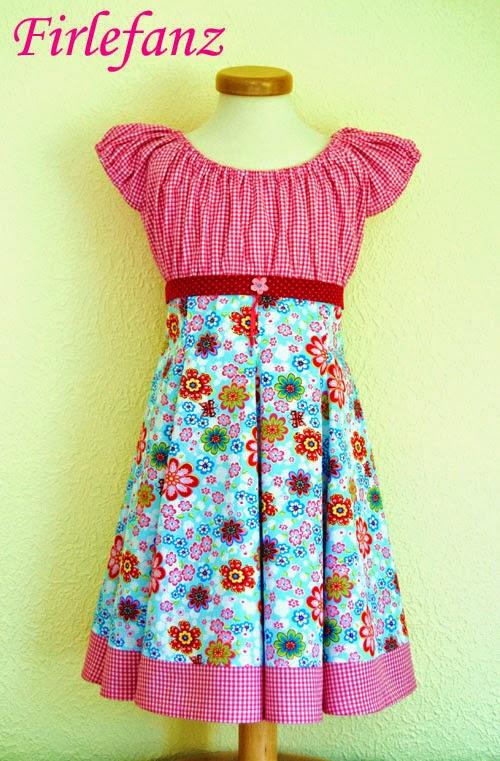 Abendkleid A 5 mit Kleid Einschulung Weich Linie 6 Partykleid Blumen xsCQrthodB