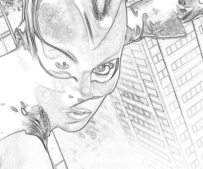 batman arkham city catwoman skill yumiko fujiwara