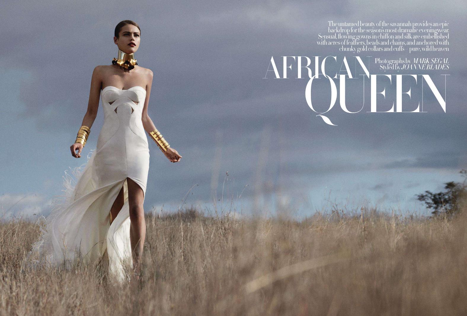 African Queen Quotes