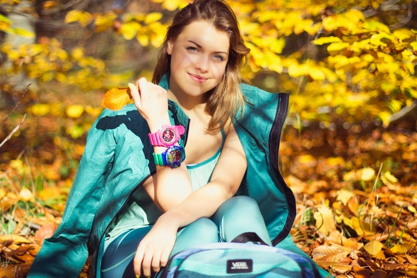 casio g shock shooting autumn styles