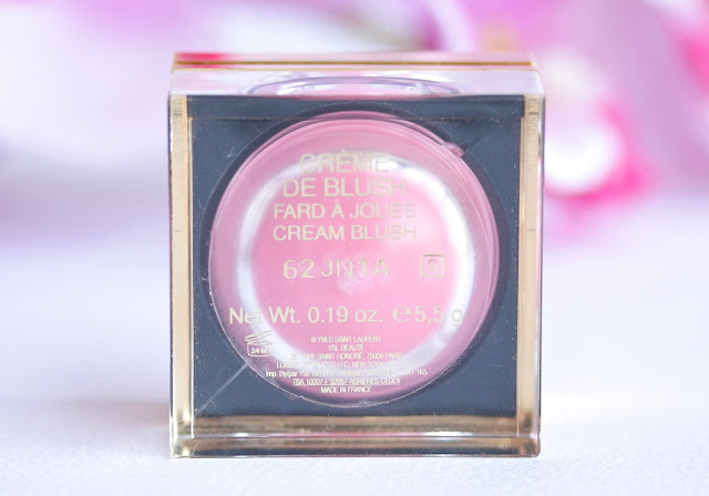 YSL Cream Blush in #9 Baby Doll