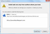 Tips Mudah Integrasi IDM dengan Mozilla Firefox 6.0