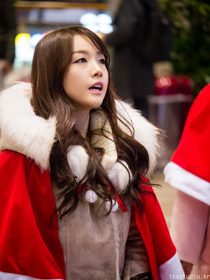 girl's day minah christmas 2013