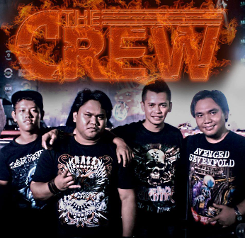 The Crew Iban Modern Rock Band Super Xpose Indie