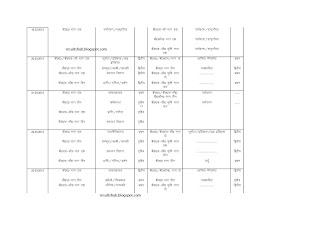 VBSPU Jaunpur 2013 Exam Timetable BA, BCOM, BSc, - www.vbspu.ac.in