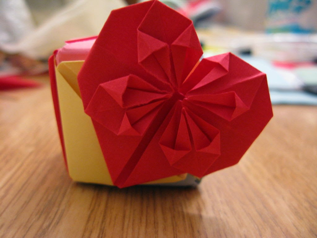 Romantic Origami Craft Ideas And Art Projects