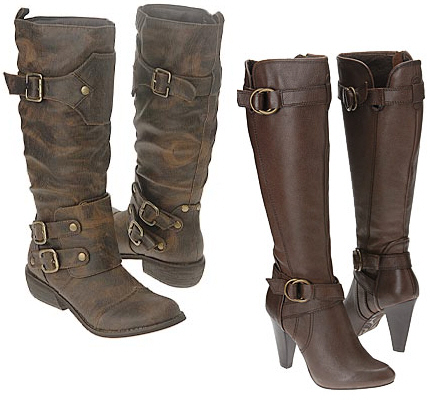 Boots & booties fashion