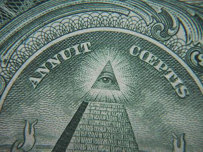 العين-الدولار-الهرم-النظام-العالمي-الجديد-الماسونية-البناؤون-الأحرار