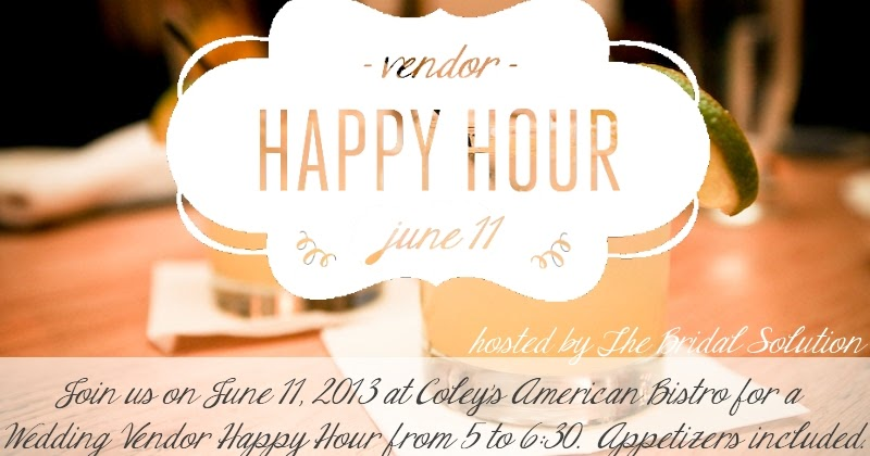 The Bridal Solution The Bridal Solution Junes Vendor Happy Hour